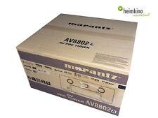MARANTZ av8802-a 11.2 AV precursore dolbyatmos auro 3d (Nero) NUOVO commercio specializzato