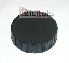 For Leica R Back Rear Lens Cap Dust Glass Cover R3 R4 R5 R6 R7 R8 R9 Camera New