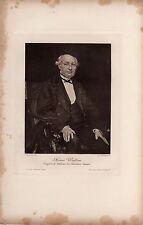 GRAVURE XIXè Henri WALLON D'après LEPAGE  PHOTO DE DUJARDIN IMP WITTMANN
