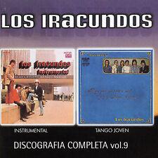 Los Tango Latin Music CDs & DVDs