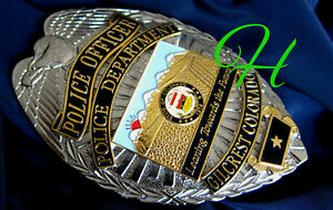 ##/ Collector police badge, Police Officer, Police Department Gilcrest, Colorado