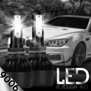 XENTEC LED HID Headlight Conversion kit 9006 6000K for 2001-2005 Pontiac Aztek