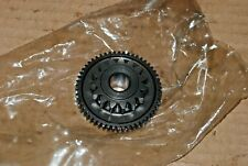 Triumph speed four starter motor drive gear  parts clearance see shop