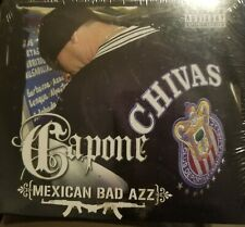 Capone Mexican Bad Azz CD