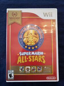 Super Mario All Stars (Nintendo Wii) Free Shipping!!