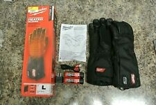 Milwaukee 561-21L REDLITHIUM Size L Rechargeable Heated Gloves