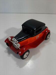 Liberty Classics Limited 1:24 Die Cast Citgo Ford Model A Hot Rod Bank (No Key)