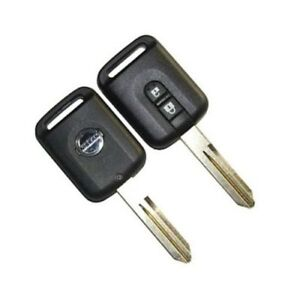Nissan Stagea M35 Remote key Blank Blade Remote For M35  PM35 / NM35 01 to 07