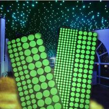 407 Stk. Leuchtsterne selbstklebend Wandtattoo Nachtleuchtend Sticker Leuchtet