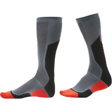 Rev It Charger Motorcycle Socks Mid Calf Unisex Motorbike Clothing Accessories