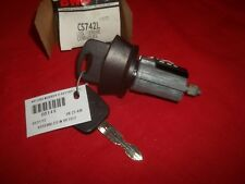 B#6] Ignition Lock Cylinder BWD CS742L