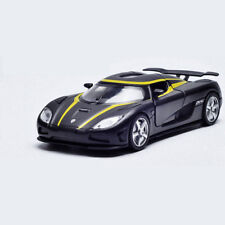 1:32 Koenigsegg Agera R Sports Car Model Toy Vehicle Metal Diecast Black Gift