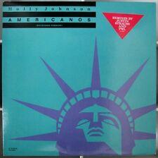 HOLLY JOHNSON  Americanos   Promo 12 inch 1989 UNI  FGTH  PWL  Justin Strauss