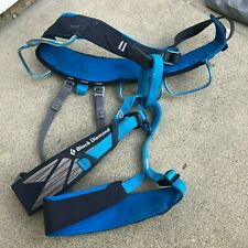 Black Diamond Aspect Climbing Harness - Medium - Men : 30 - 33 inch Waist