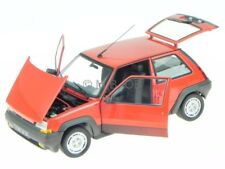 Renault 5 R5 Supercinq GT Turbo 1986 rot Modellauto 185208 Norev 1:18