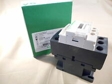 SCHNEIDER LC1D25G7 contactor, 40A, 120VAC (NIB)