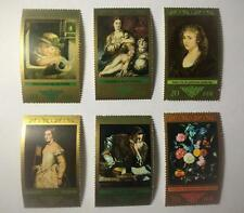 Germany DDR 1973 SC#1497-1502 Paintings Stamps MNH ~Free Shipping~