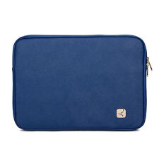 Caison Synthetic Saffiano Leather Laptop Tablet Sleeve Case For ASUS Zenbook Pro