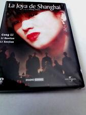 """DVD """"LA JOYA DE SHANGHAI"""" COMO NUEVO ZHANG YIMOU GONG LI LI BAOTIAN LI XUEJIAN"""