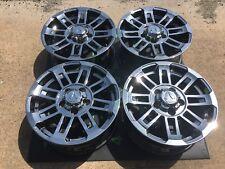 "Toyota Tundra 20"" Chrome Wheels Rims. Genuine OEM Toyota."