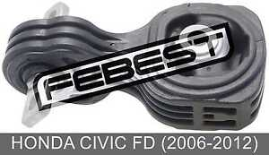 Rear Engine Mount At For Honda Civic Fd (2006-2012)