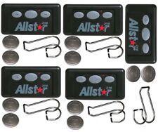 Allstar 110995 Gate Garage Door Opener Remote Classic 318MHz Quik-Code 3-Button