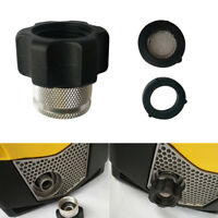 G3/4 Pressure Car Washer Coupling Adapter with Filter