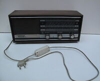 Schönes nostalgisches Radio - GRUNDIG Type RF 110 a ALLTRANSISTOR - 60er Jahre
