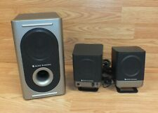 Altec Lansing (221) 2.1 Wired Computer Speakers & Subwoofer System w/ AC Power