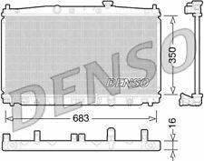 1x Denso Radiator DRM40032 DRM40032