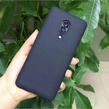 For Lenovo Z5Pro Ultra Slim Black TPU Matte Silicone case back cover