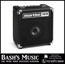 Hartke HD15 15 Watt Bass Amp Combo