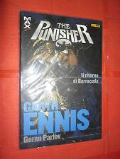 100 % MARVEL THE PUNISHER RITORNO DI BARRACUDA - DI:Garth ennis collection- max
