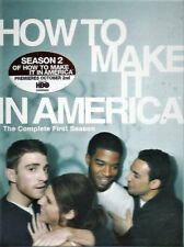 How to Make It in America: The Complete First Season NEW FACTORY SEALED DVD
