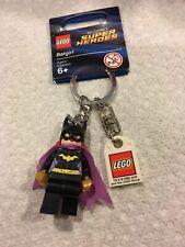 LEGO Super Heroes Batgirl Key Chain 851005 Keychain DC Comics Brand New