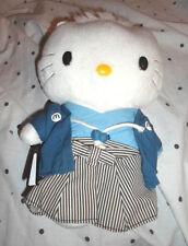 "Hello Kitty Mcdonalds 1999 Japanese Wedding 9"" Plush Soft Toy Stuffed Animal"