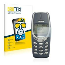 2x BROTECT Matte Screen Protector for Nokia 3310 (2011) Protection Film