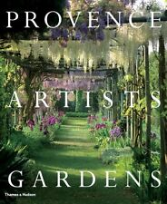NEW BOOK Provence · Artists · Gardens - Julia Droste-Hennings