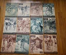 12x MIROIR SPRINT Special TOUR DE FRANCE 1950 Cyclisme