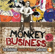 Monkey Business: Def - Monkey Business: Definitive Skinhead Reggae Coll [New CD]