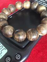 Viet Nam Natural High Oil Agarwood Aloeswood Bracelet