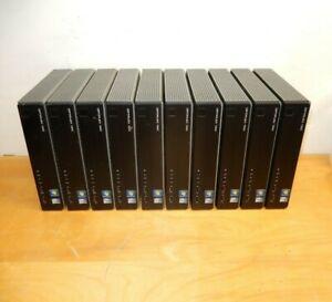 10X Lot Dell Optiplex 160 tiny mini low power PC Atom N330 Serial,PS/2