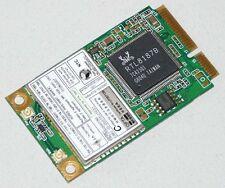 Realtek RTL8187B Mini PCI Express WLAN WiFi Karte 54 Mbps 802.11b/g