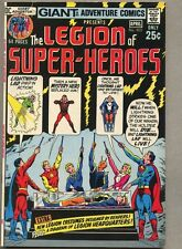 Adventure Comics  #403-1971  fn+  Legion of Super-Heroes 68 page giant-size
