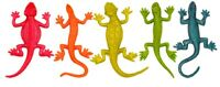 Stretchy Lizards Lots Of Kids Party Bag Fillers Stretch Plastic Boy Girls Toy