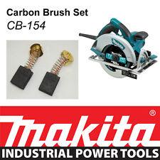 "NEW Makita 5007MG 7-1/4"" Magnesium Circular Saw Genuine CARBON BRUSH SET CB-154"