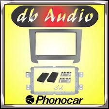 Phonocar 3/649 Mascherina Doppio 2DIN SsangYong Rexton Cornice Radio Stereo Auto