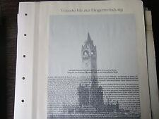 Berlin Archiv 13 6085 Vororte Kaiser Wilhelm Turm Karlsberg Grunewald