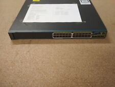 Cisco WS-C2960S-24PS-L price w/o VAT  €250