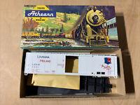 Athearn Ho Scale 172 Louisiana Midland 50' Single Door Boxcar New Open Box